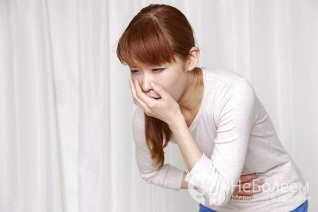 Кашель при желудочно кишечных заболеваниях