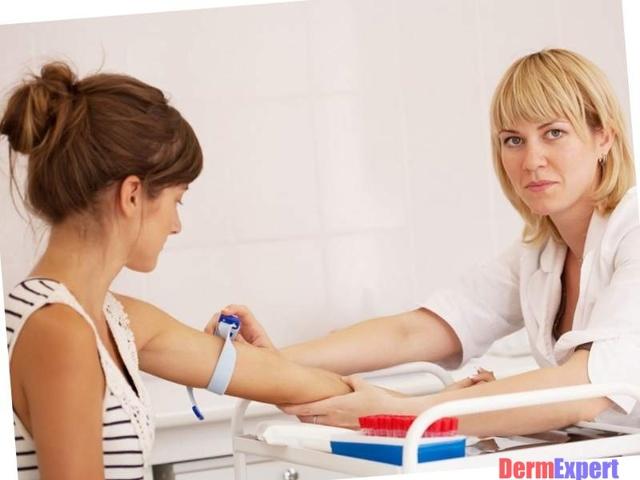 Можно ли сдавать кровь с атопическим дерматитом?