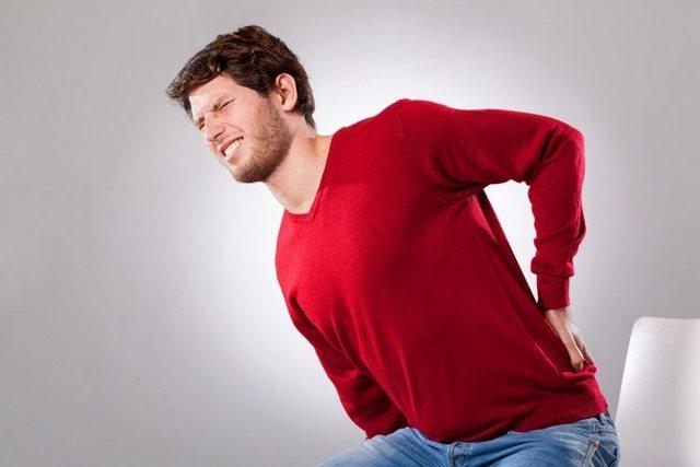 Боли в пояснице при кашле
