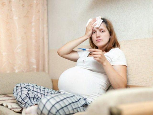 Кашель что делать при беременности