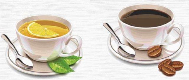 При повышенном давлении что нужно пить чай или кофе