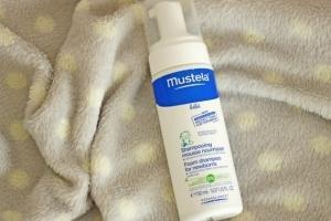 Шампунь от себорейного дерматита для детей мустела