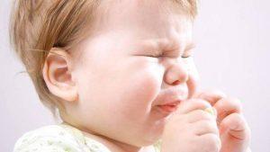 Кашель не останавливается у ребенка