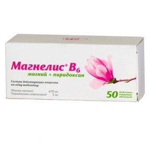 Как принимать магнелис б6 при повышенном давлении?