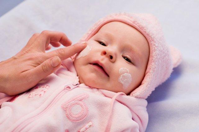 Уход за кожей при атопическом дерматите у детей