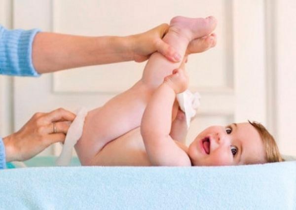 Мази с ланолином для детей при пеленочном дерматите