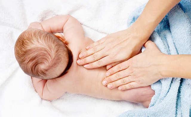 Баночный массаж ребенку при кашле