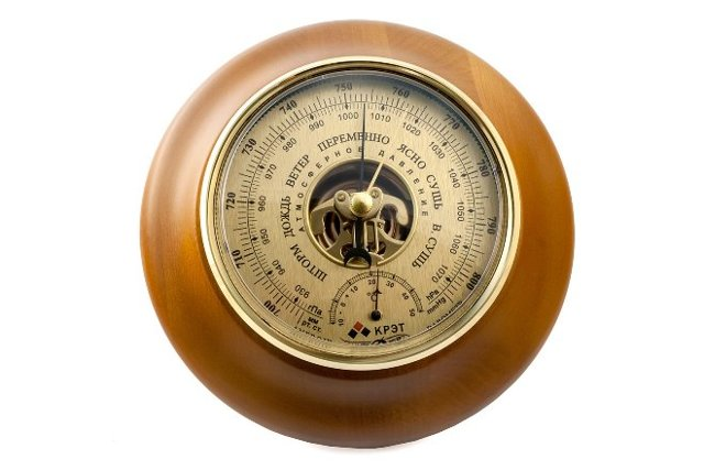 Какое атмосферное давление считается повышенным для человека?