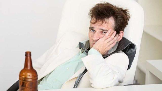Давление с похмелья повышенное или пониженное давление