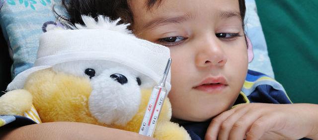 Температура у ребенка без соплей и кашля что это может быть