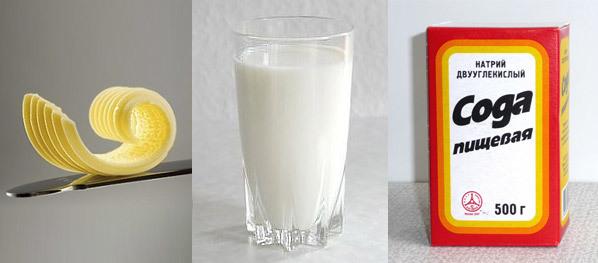 Финики и молоко от кашля