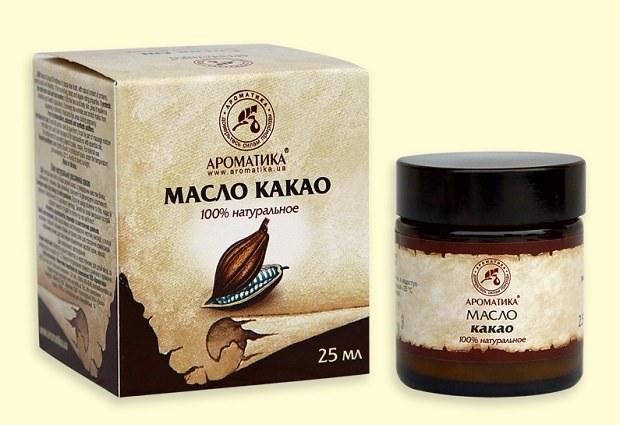 Масло какао от кашля детям
