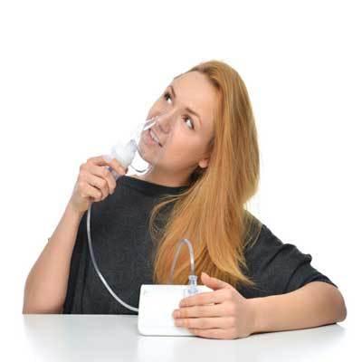 Раствор ингаляции при сухом кашле