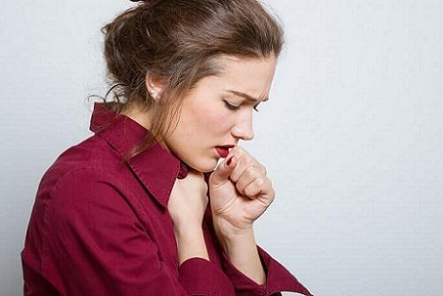 Кашель при простуде сухой кашель