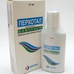 Лосьон для кожи головы от дерматита