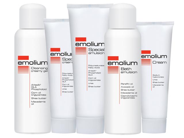 Какой эмолиум выбрать при дерматите для 5 месячного ребенка?
