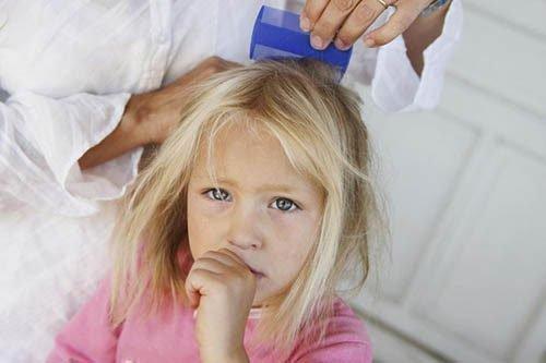 Шампунь от себорейного дерматита для детей 3 лет