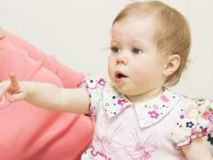 Ребенку 11 месяцев от кашля
