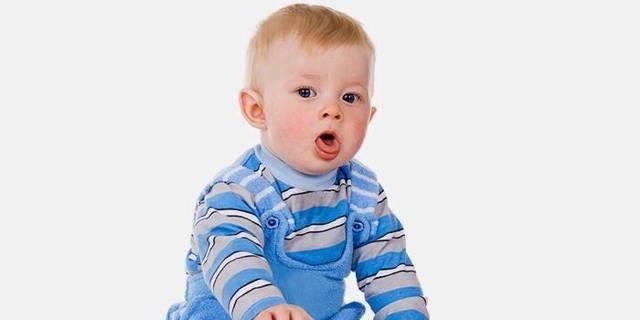 Лечение кашля у маленьких детей