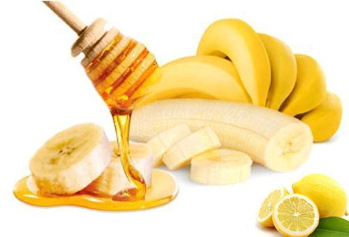 Рецепт о кашля с бананом