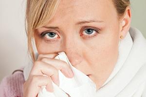 Болит горло температура насморк кашель