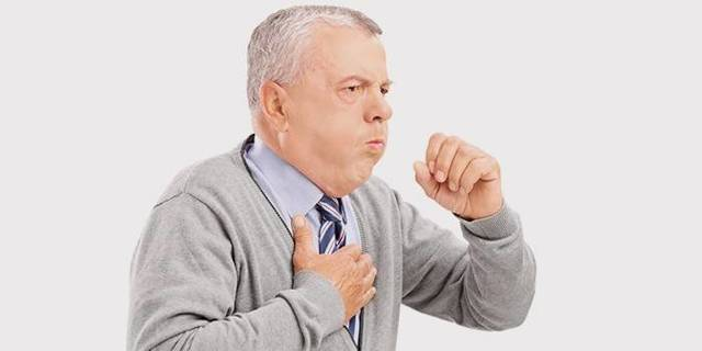 Сухой кашель при сердечной недостаточности