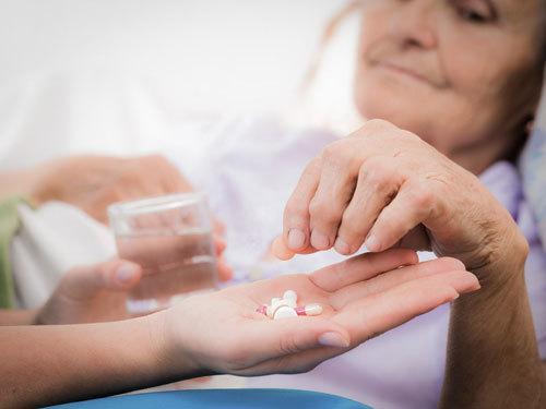 Таблетки от давления повышенного для пожилых людей